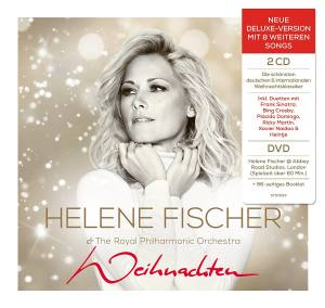 HELENE FISCHER & THE ROYAL PHILHARMONIC ORCHESTRA Weihnachten (Deluxe Edition)