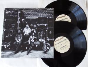 THE ALLMAN BROTHERS BAND At Fillmore East (Vinyl)
