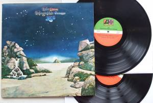 YES Tales From Topographic Oceans (Vinyl) Brazil