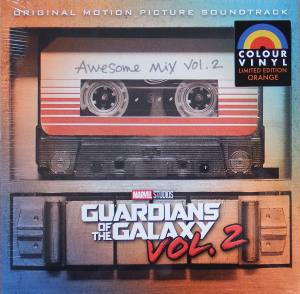 GUARDIANS OF THE GALAXY Vol. 2 (Vinyl) Limited Edition