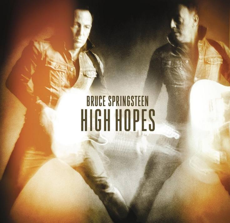 BRUCE-SPRINGSTEEN-High-Hopes-CD-2014-NEW