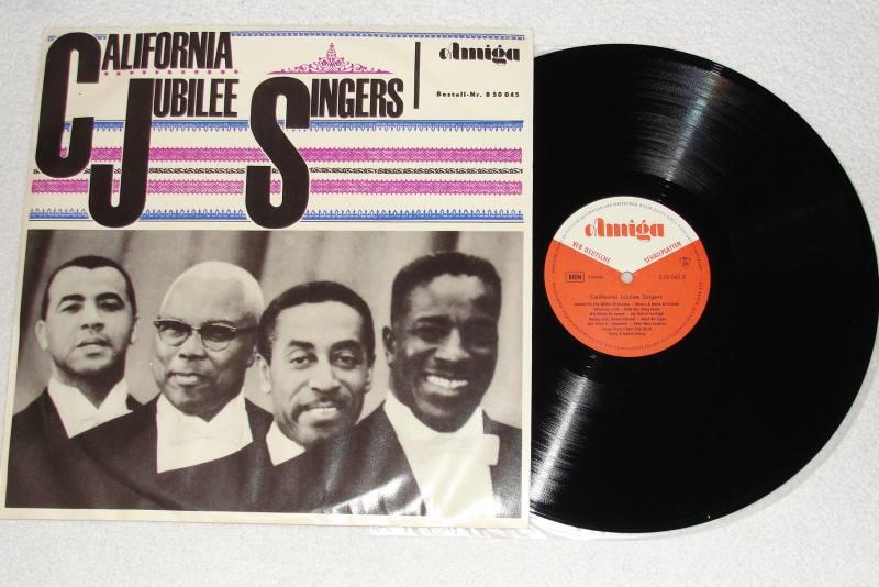 California Jubilee Singers - California Jubilee Singers