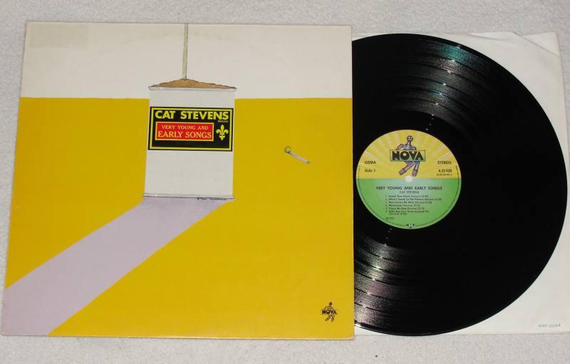 I Love My Dog Cat Stevens  Vinyl