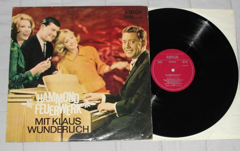 Klaus Wunderlich Sound 2000 Moog Organ Rhythm
