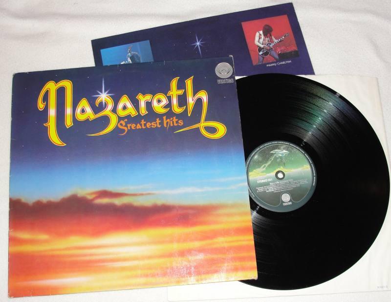 Nazareth Greatest Hits Vinyl
