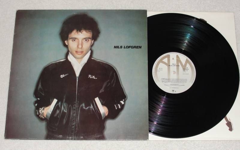 Nils Lofgren Nils Vinyl
