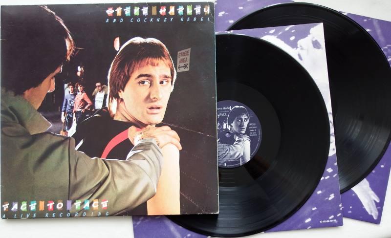 Steve Harley And Cockney Rebel Face To Face Vinyl