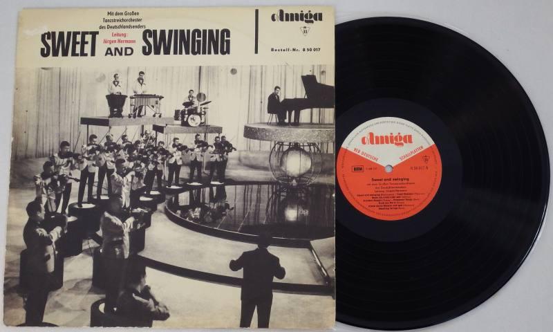 Sweet And Swinging Tanzstreichorchester Des