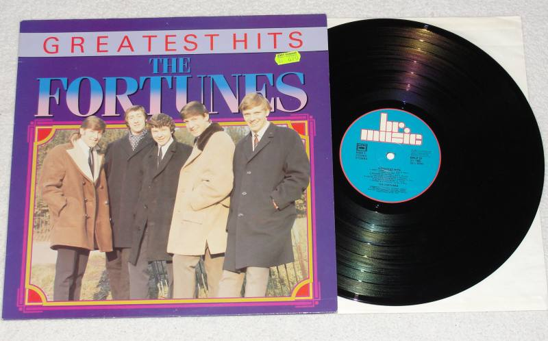 The Fortunes Greatest Hits Vinyl
