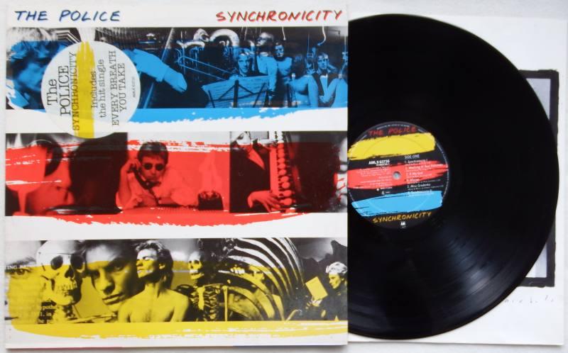 The Police Synchronicity Vinyl