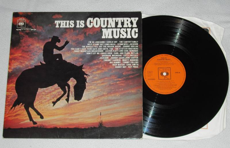This Is Country Vinyl