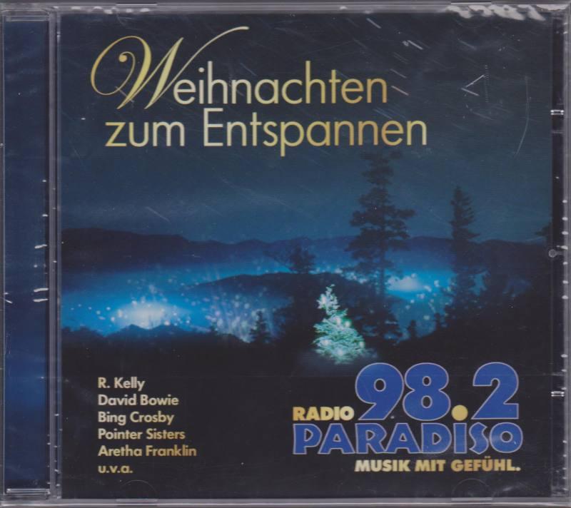 WEIHNACHTEN ZUM ENTSPANNEN Radio Paradiso Musik Mit Gefühl