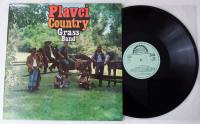 PLAVCI Country Grass Band (Vinyl)