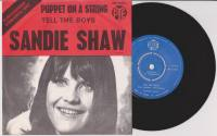 SANDIE SHAW Puppet On A String (Vinyl)