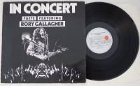 TASTE Featuring Rory Gallagher In Concert (Vinyl)