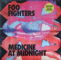 FOO FIGHTERS Medicine At Midnigh...