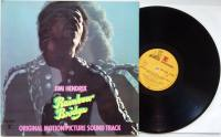 JIMI HENDRIX Rainbow Bridge (Vinyl)