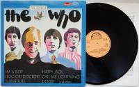 THE WHO The Best Of (Vinyl) Czec...