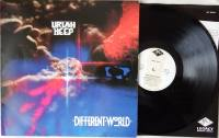 URIAH HEEP Different World (Vinyl)
