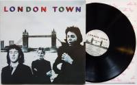 WINGS London Town (Vinyl)